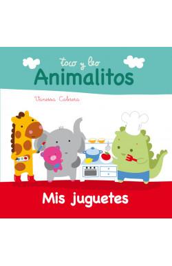 Mis juguetes (Toco y leo. Animalitos)