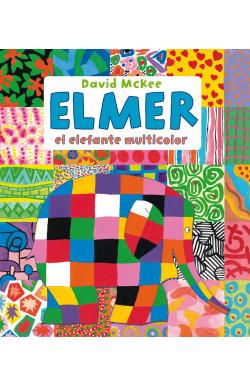Elmer, el elefante...