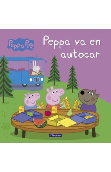 Peppa va en autocar (Un cuento de...