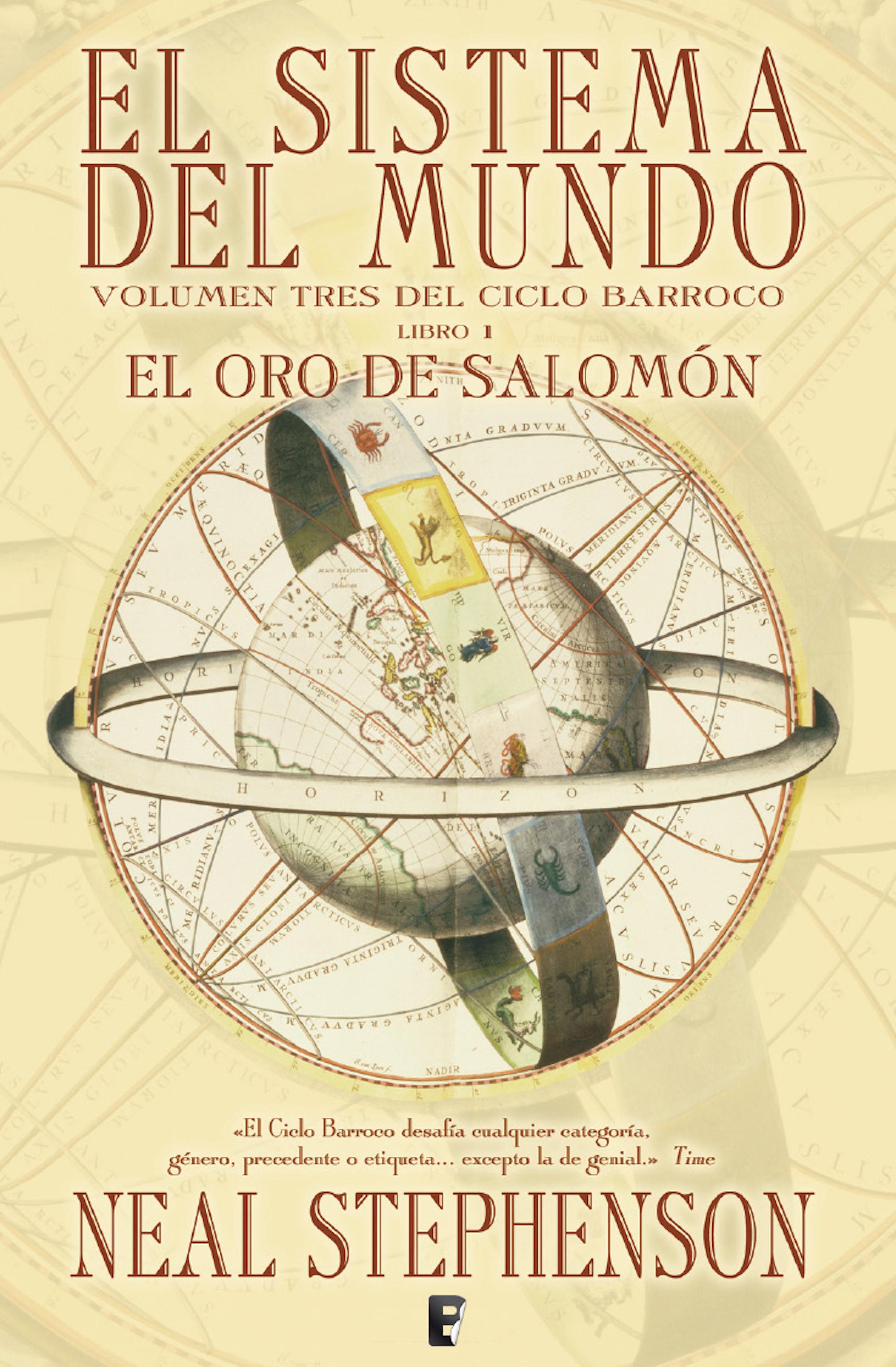 El oro de Salomon. Parte I. (El Ciclo Barroco 3)