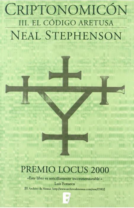 El código Aretusa (Criptonomicón 3)