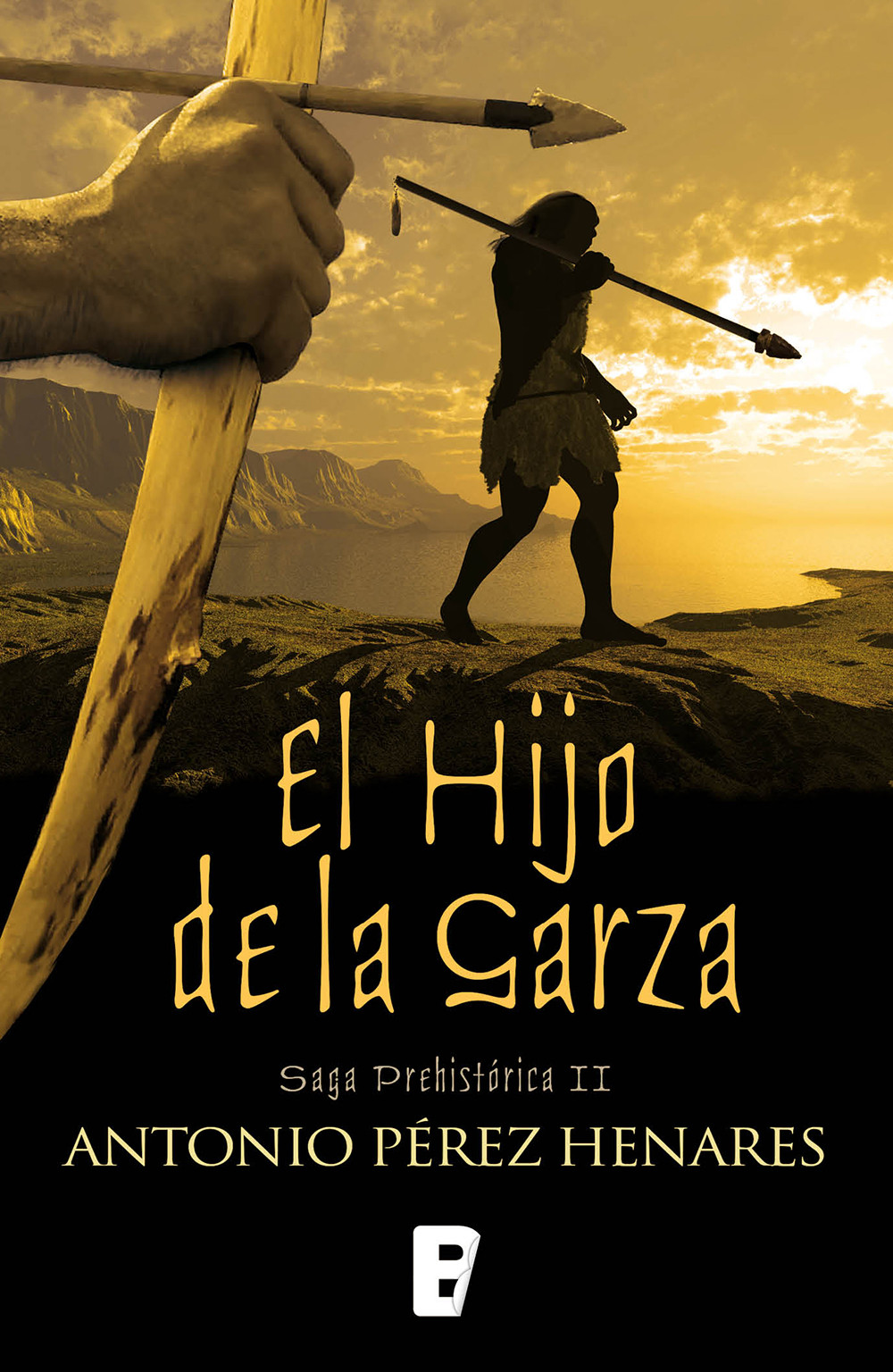 El hijo de la garza (Saga Prehistórica 2)