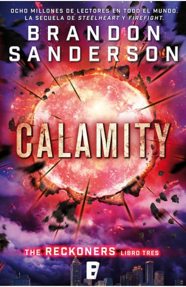 Calamity (Trilogía de los Reckoners 3)