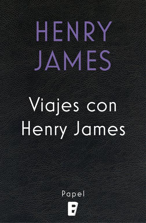 Viajes con Henry James