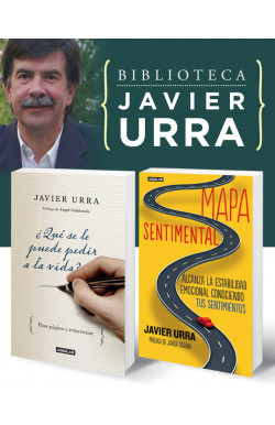 Biblioteca Javier Urra (Pack 2 e-books): ¿Qué se le puede pedir a la vida? + Mapa sentimental