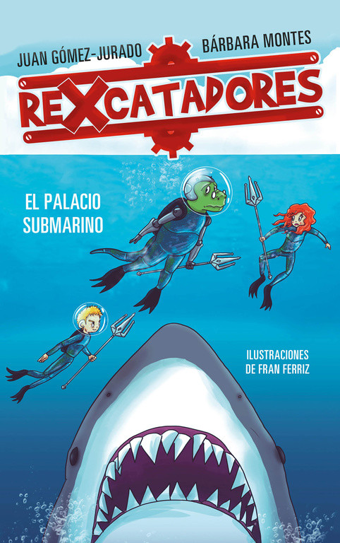 El palacio submarino (Rexcatadores 3)
