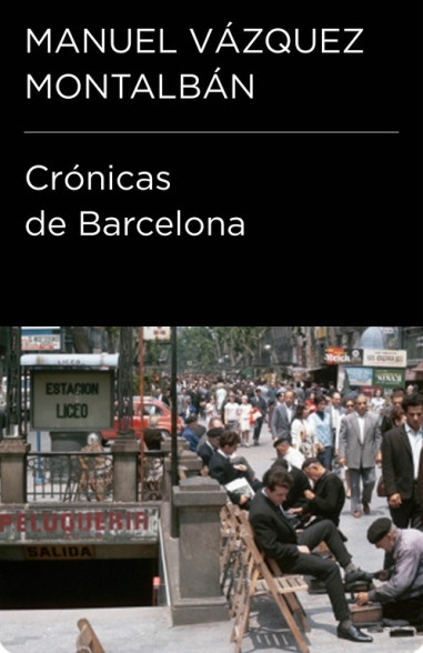 Crónicas de Barcelona (Colección...