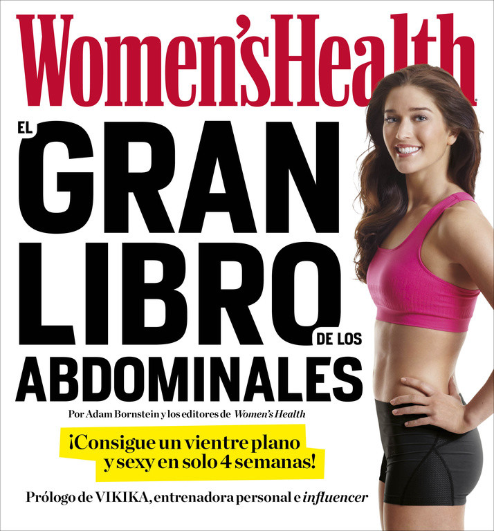 El gran libro de los abdominales (Women's Health)