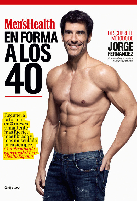 En forma a los 40 (Men's Health)