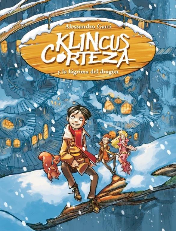 Klincus Corteza y la lágrima del dragón