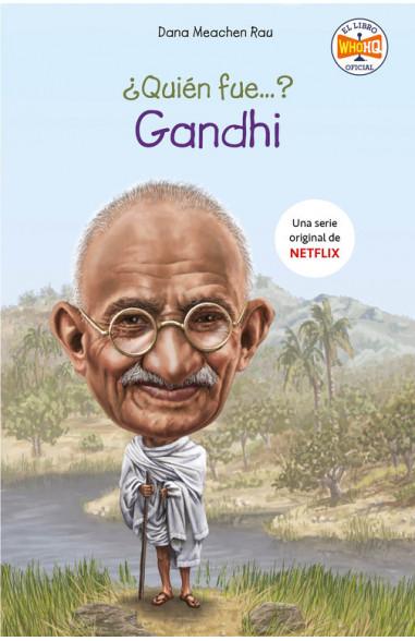 ¿Quién fue Gandhi?
