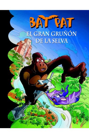 El gran gruñón de la selva (Serie Bat...
