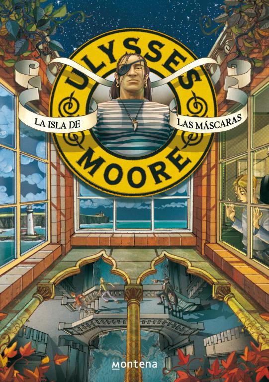 La Isla de las Máscaras (Serie Ulysses Moore 4)