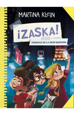 Perdidos en la gran manzana (Serie ¡Zaska! 2)