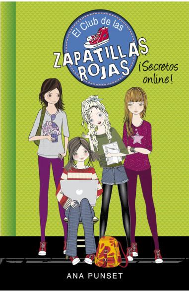 ¡Secretos Online! (Serie El Club de...