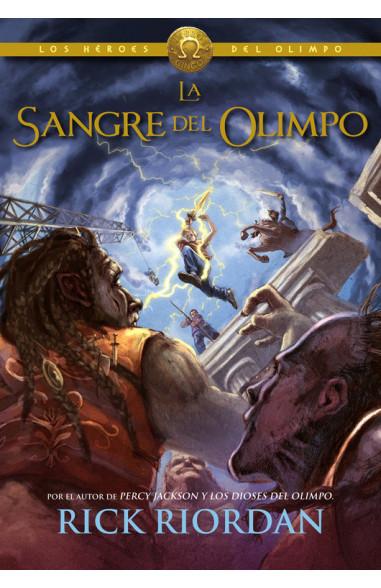 La sangre del Olimpo (Los héroes del...