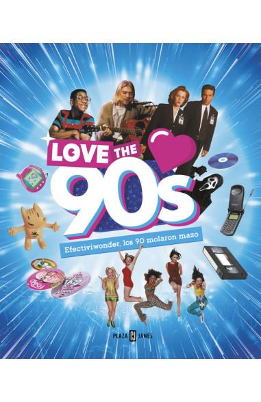Love the 90s. Efectiviwonder, los 90...