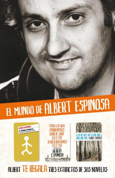 Albert Espinosa - Extractos de sus...