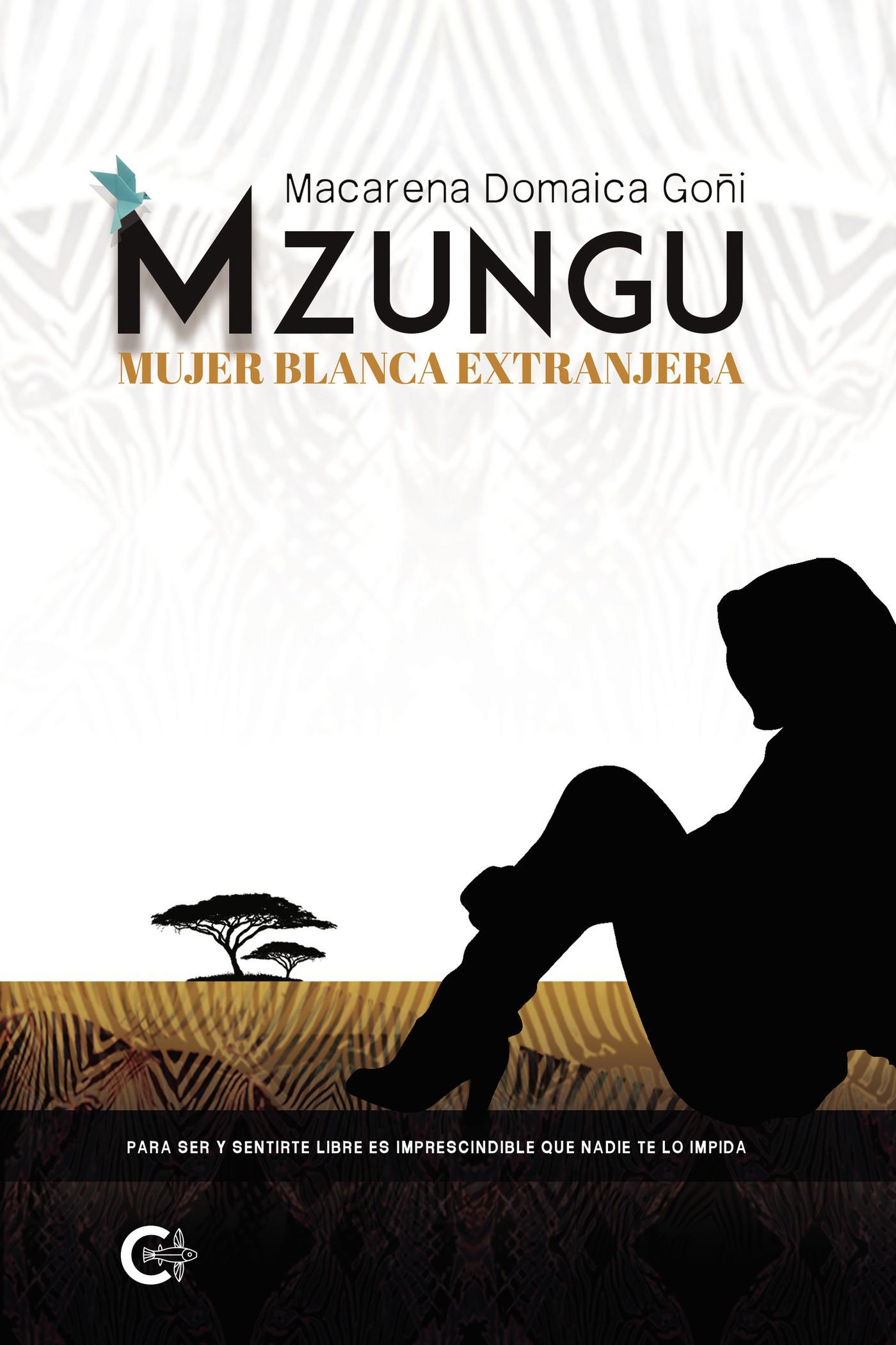 Mzungu - Mujer blanca extranjera