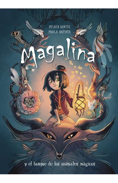 Magalina y el bosque de los animales...