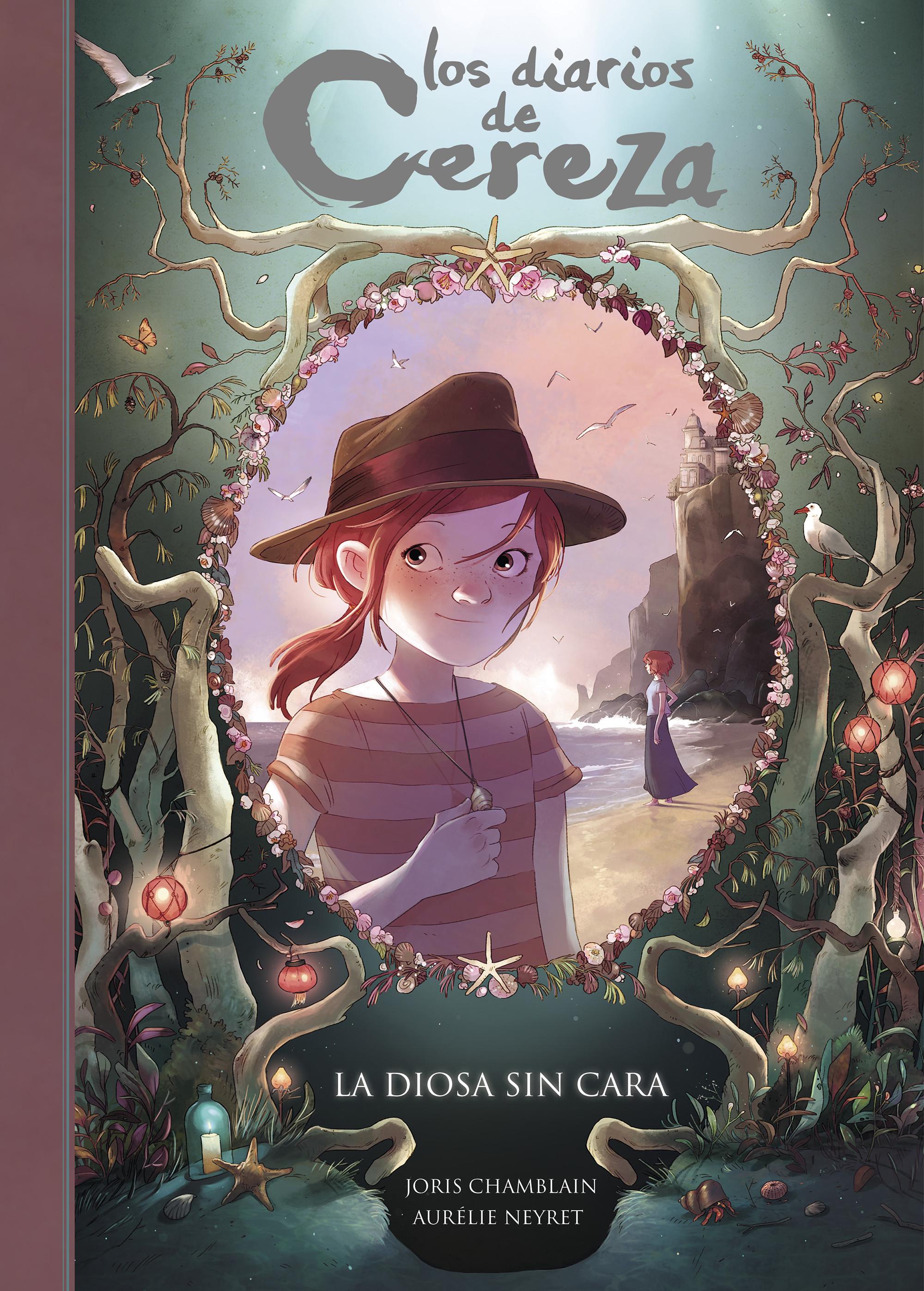 La diosa sin cara (Serie Los diarios de Cereza 4)
