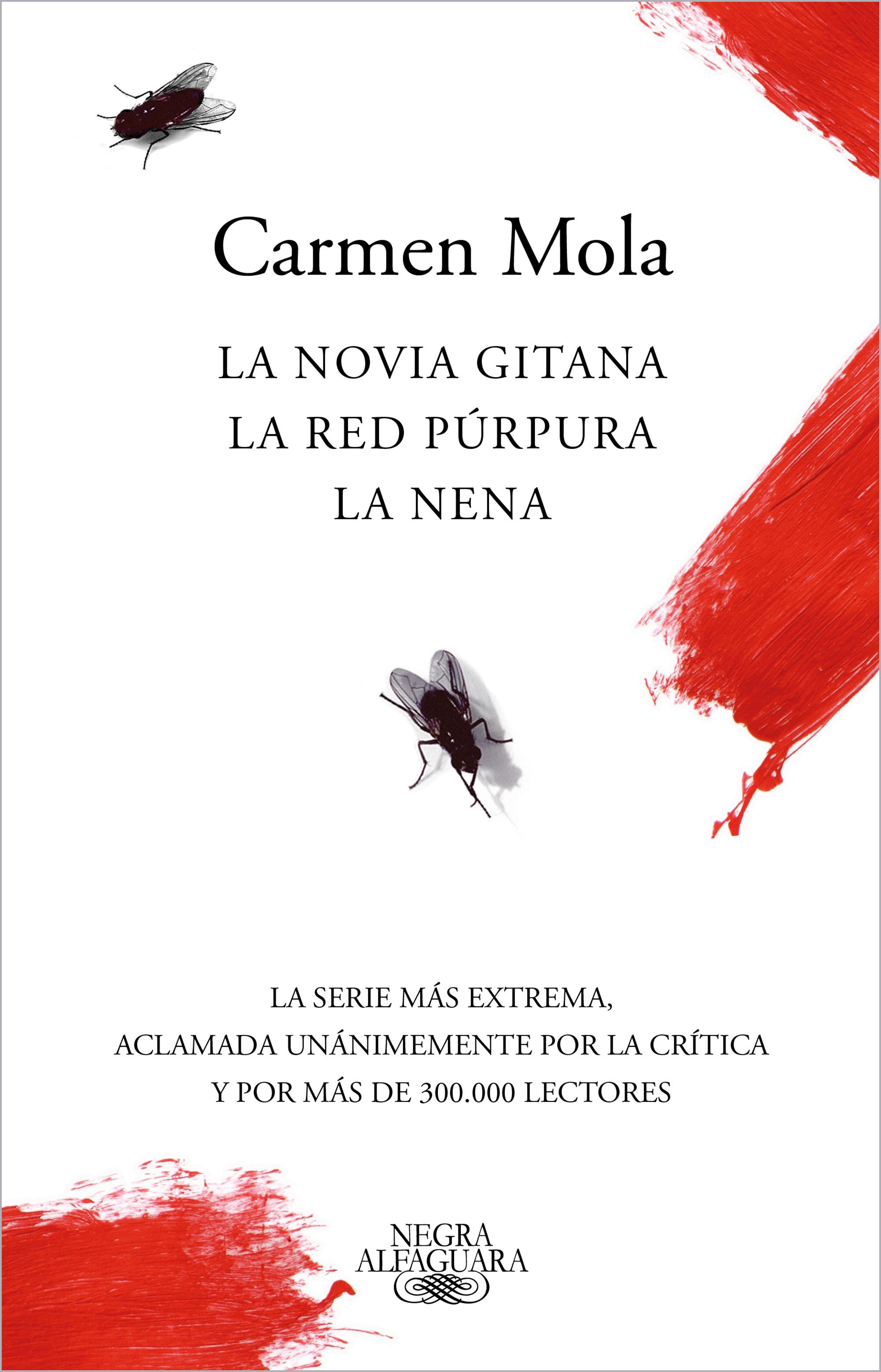Trilogía La novia gitana (edición pack con: La novia gitana   La red púrpura   La Nena)