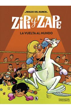 Zipi y Zape. La vuelta al mundo (Magos del Humor 13)