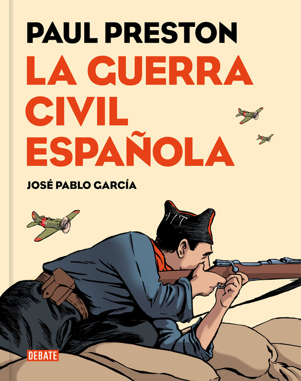 La Guerra Civil española (versión gráfica)