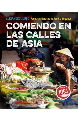 Comiendo en las calles de Asia
