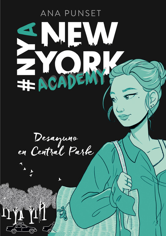 Desayuno en Central Park (Serie New York Academy 3)
