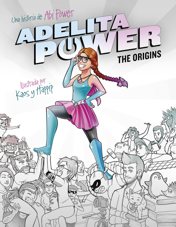 Adelita Power: The Origins