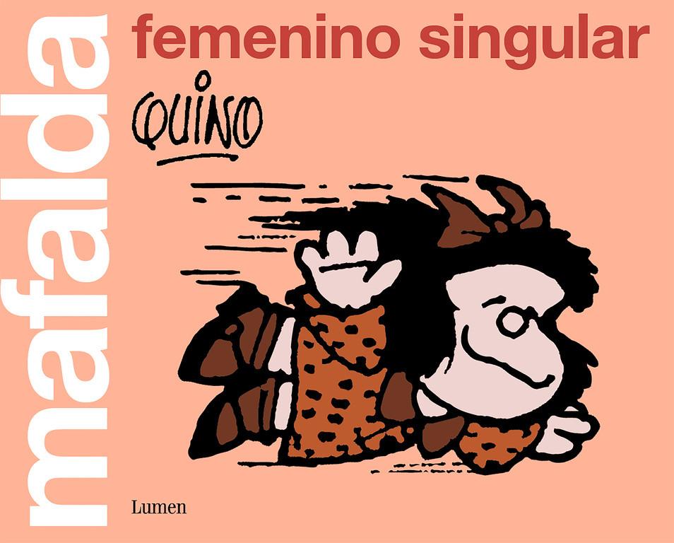 Mafalda: femenino singular