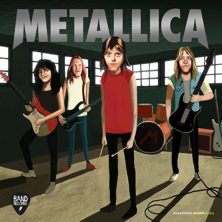 Metallica (Band Records)