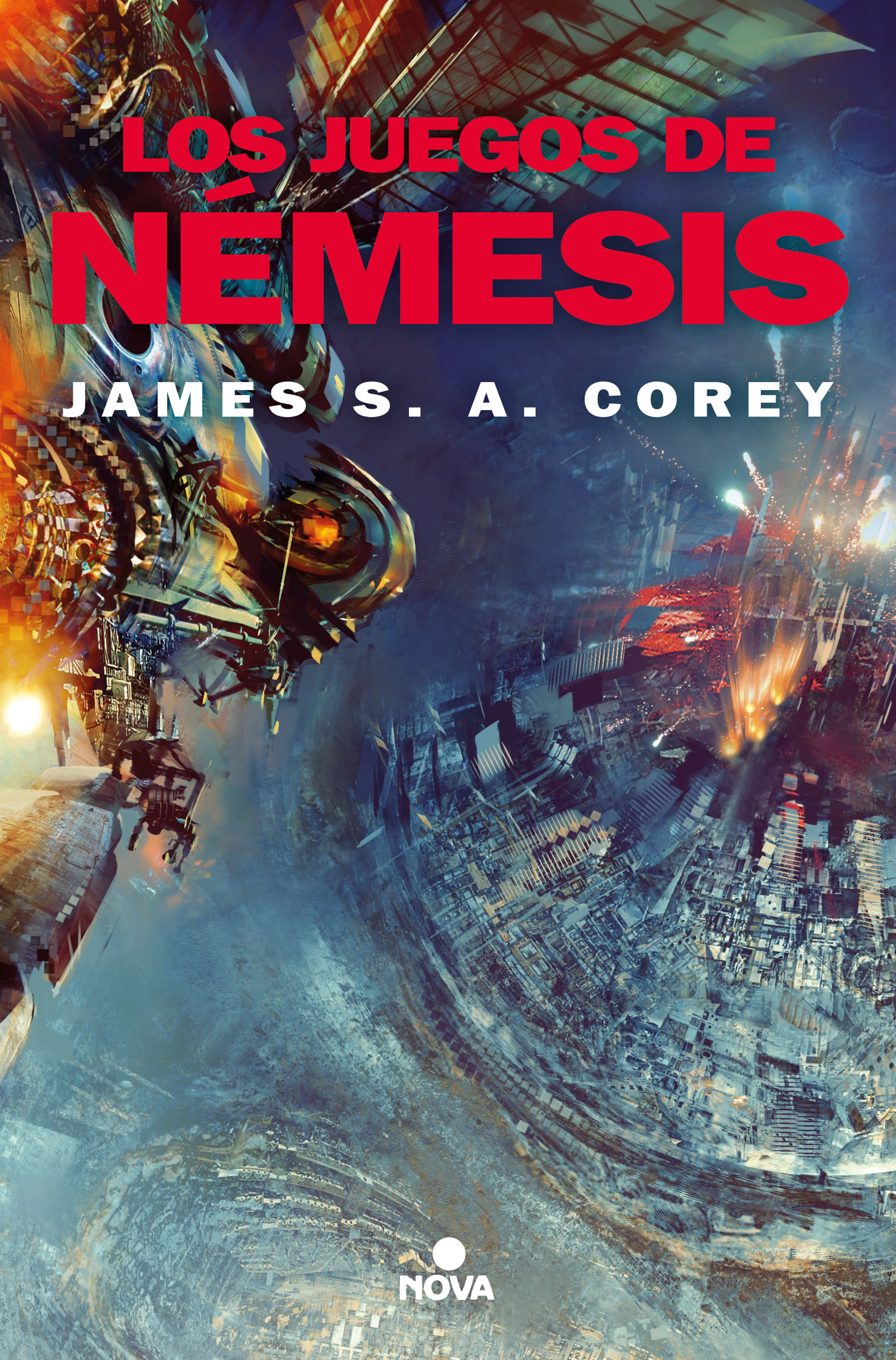 Los juegos de Nemesis (The Expanse 5)