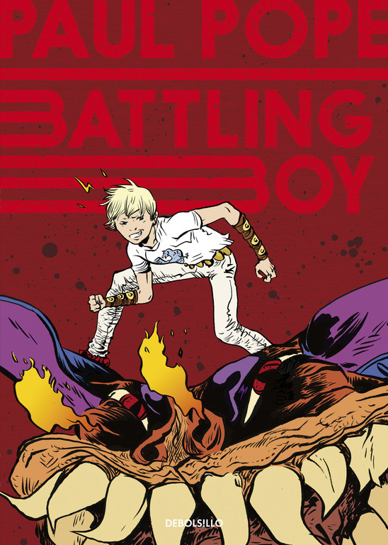 Battling Boy 1