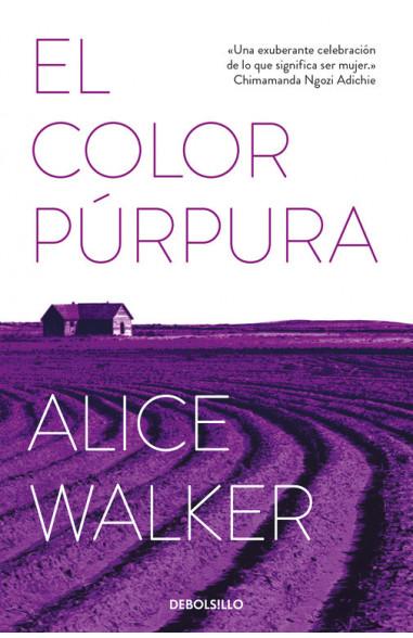 El color púrpura