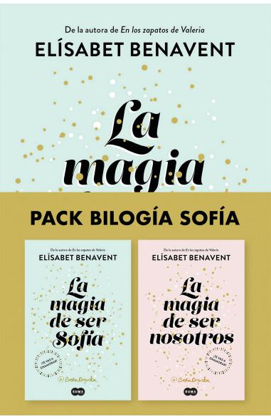 Pack Bilogía Sofía (contiene: La...