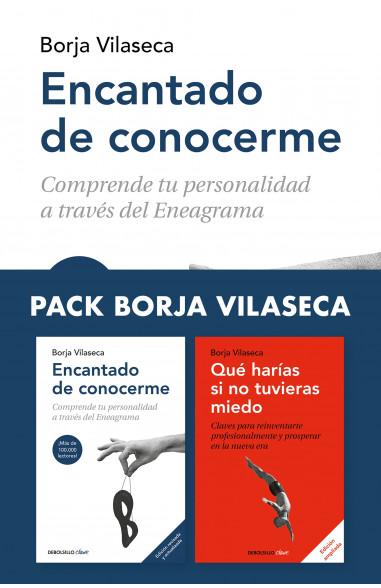Pack Borja Vilaseca (contiene:...