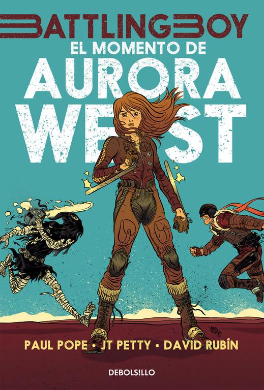 El momento de Aurora West (Battling Boy)
