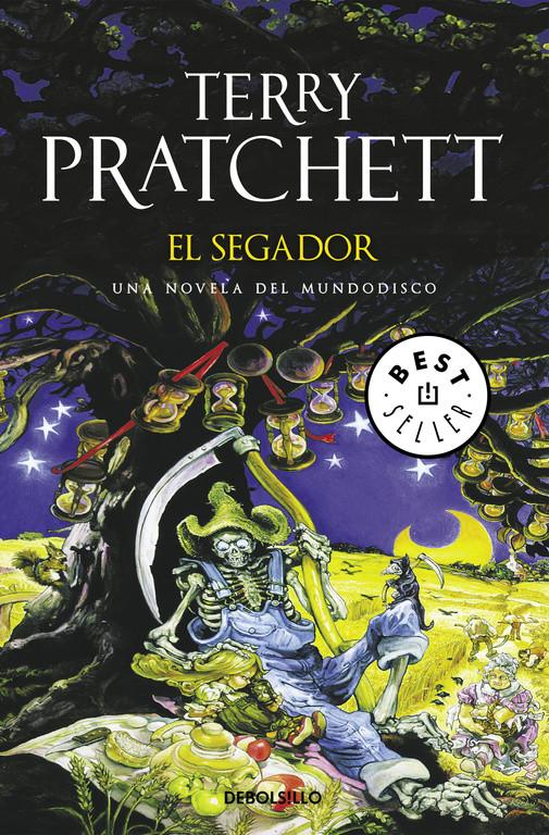 El Segador (Mundodisco 11)