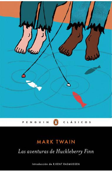 Las aventuras de Huckleberry Finn...