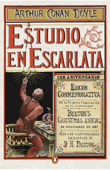 Estudio en escarlata (edición...