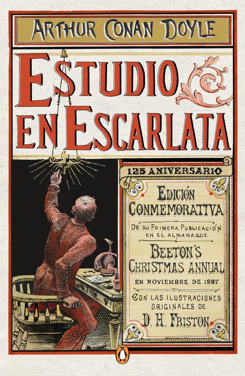 Estudio en escarlata (edición conmemorativa) (Los mejores clásicos)