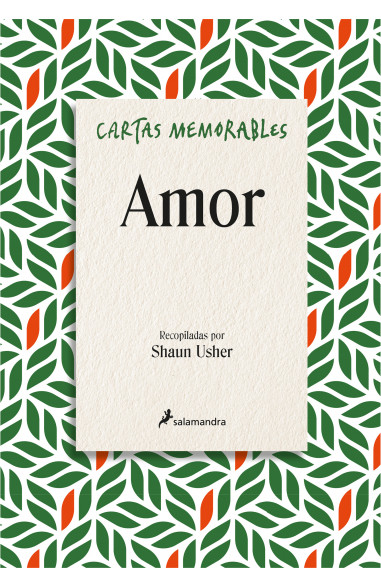 Cartas memorables: Amor