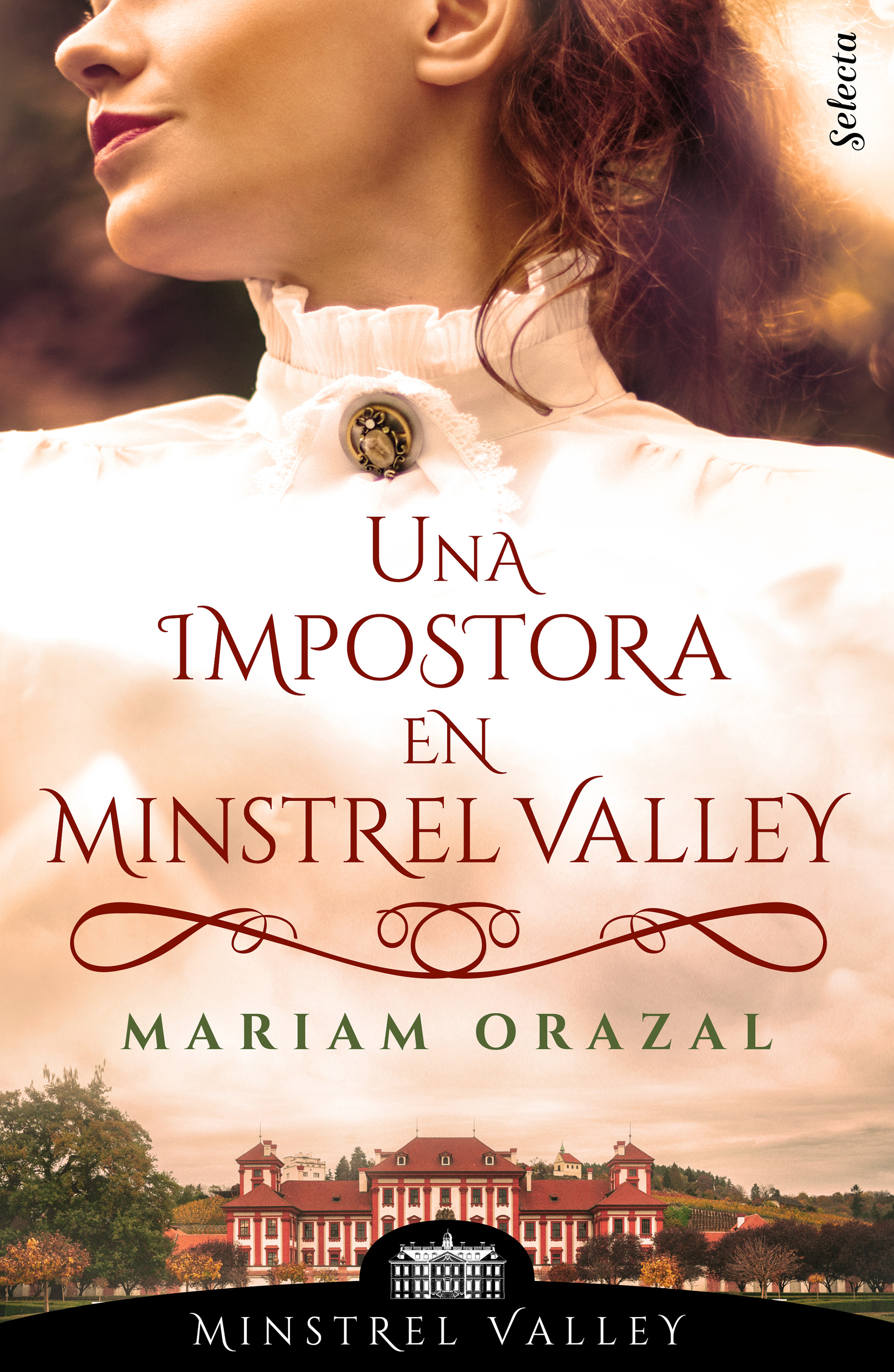 Una impostora en Minstrel Valley (Minstrel Valley 3)