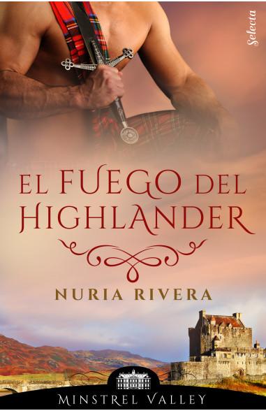El fuego del highlander (Minstrel...