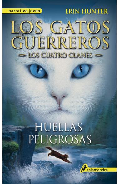 Huellas peligrosas (Los Gatos...