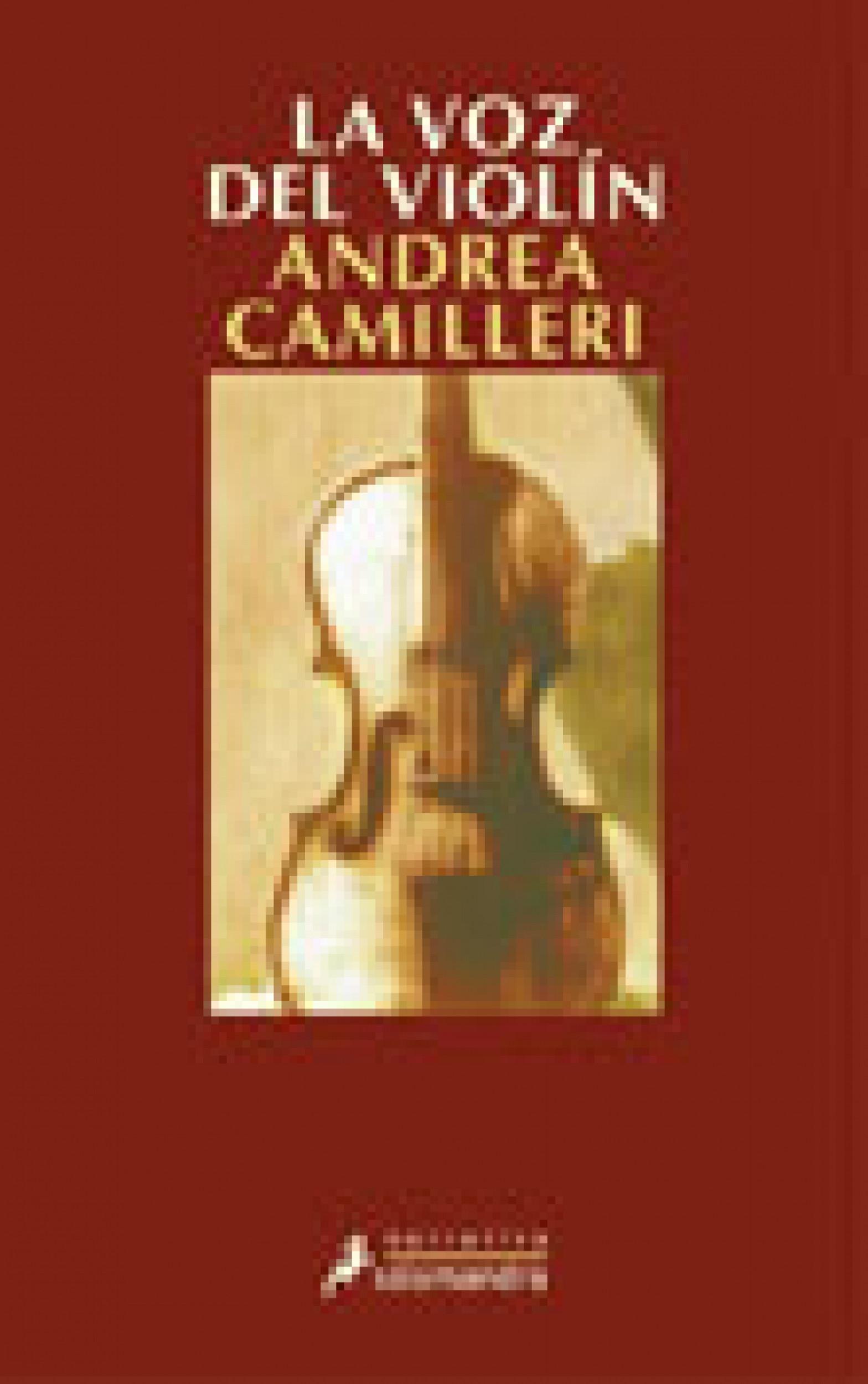 La voz del violín (Comisario Montalbano 4)
