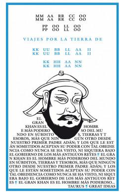 Viajes por la tierra del Kublai Khan (Serie Great Ideas 4)