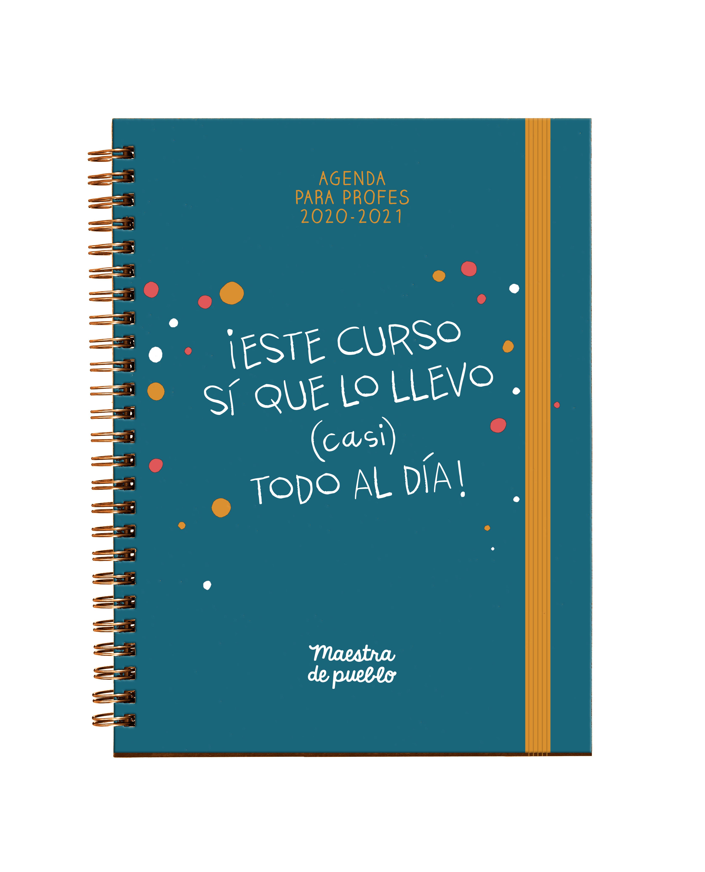 Agenda Maestra de pueblo 2020/2021